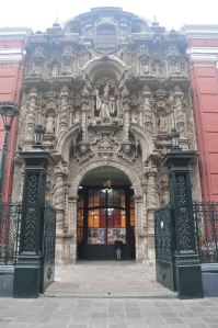 929.-Casco historico de Lima
